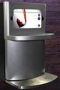 hitech vending machines wine software hardware